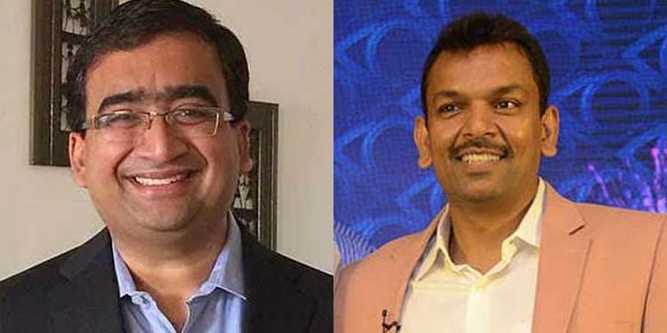 Krishnan Kutty and Alok Jain gets elevated roles in Star India Regional Channels