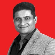 Sachin Bhandari, Co-Founder and Director of Live101